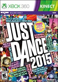 Just Dance 2015 (Xbox 360 Kinect)
